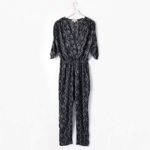 anthropologie • elevenses dacey relaxed jumpsuit